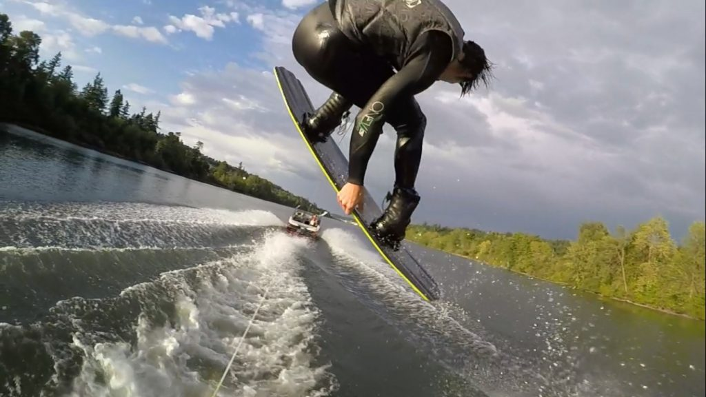 Best Wakeboarding Oregon