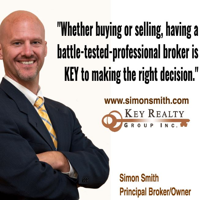 Eugene Real Estate Broker Simon Smith