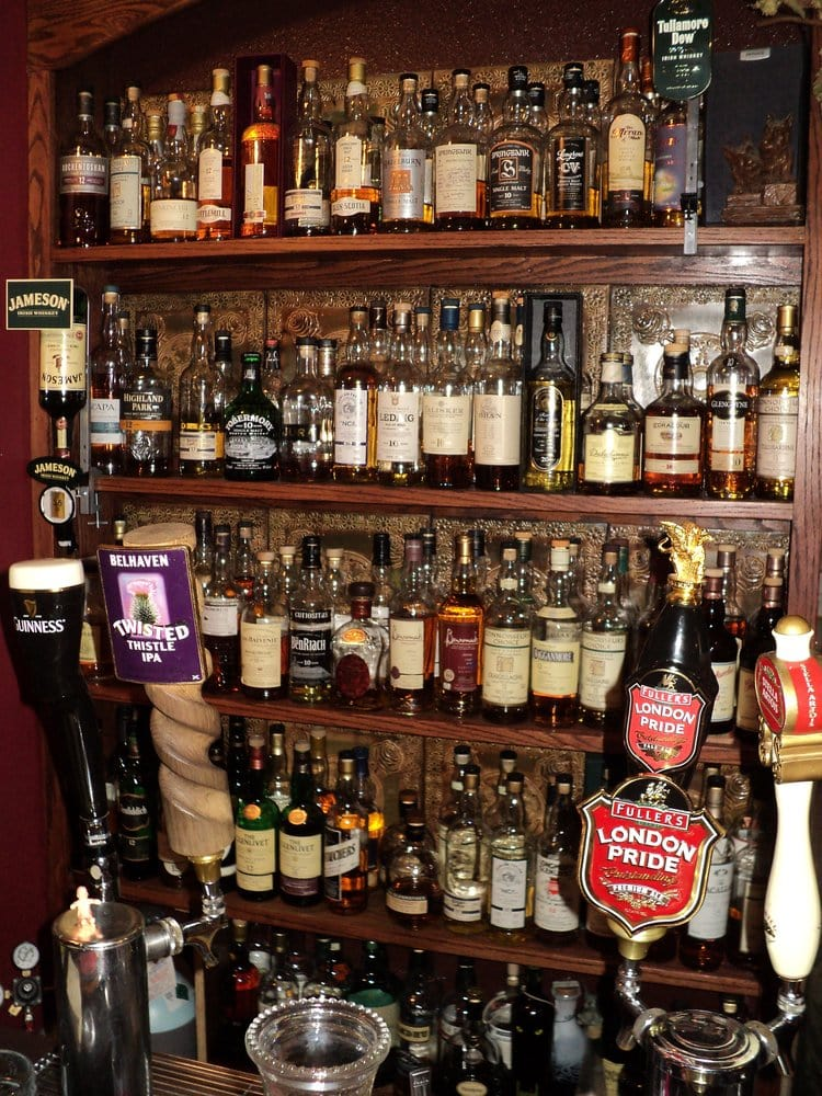 The Best Whiskey Bars in Portland Serving Amazing Craft ...