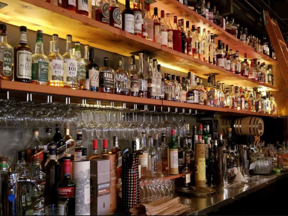 Neat Whiskey Bar Portland Oregon
