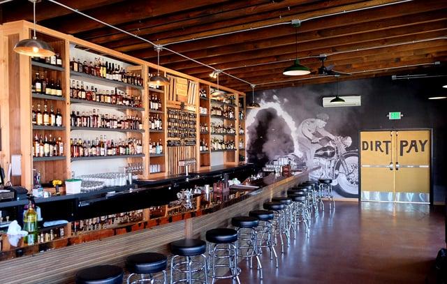 Paydirt Whiskey Bar
