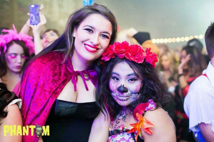 Phantom PDX Halloween Party Oregon Active