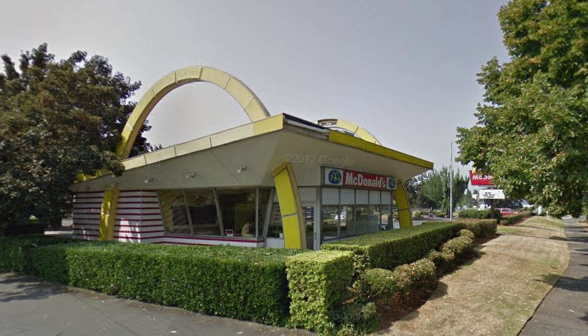 The Third Oldest Mcdonald's in America to be Demolished in