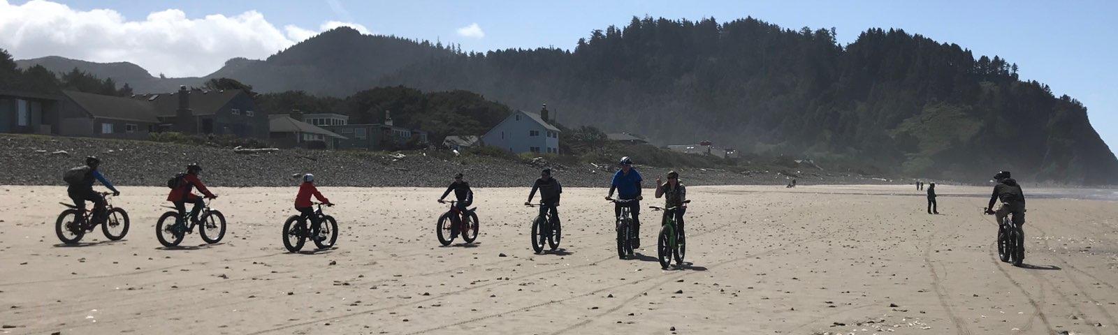fat bike festival oregon coast