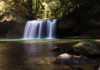 Upper Butte Creek Falls Oregon