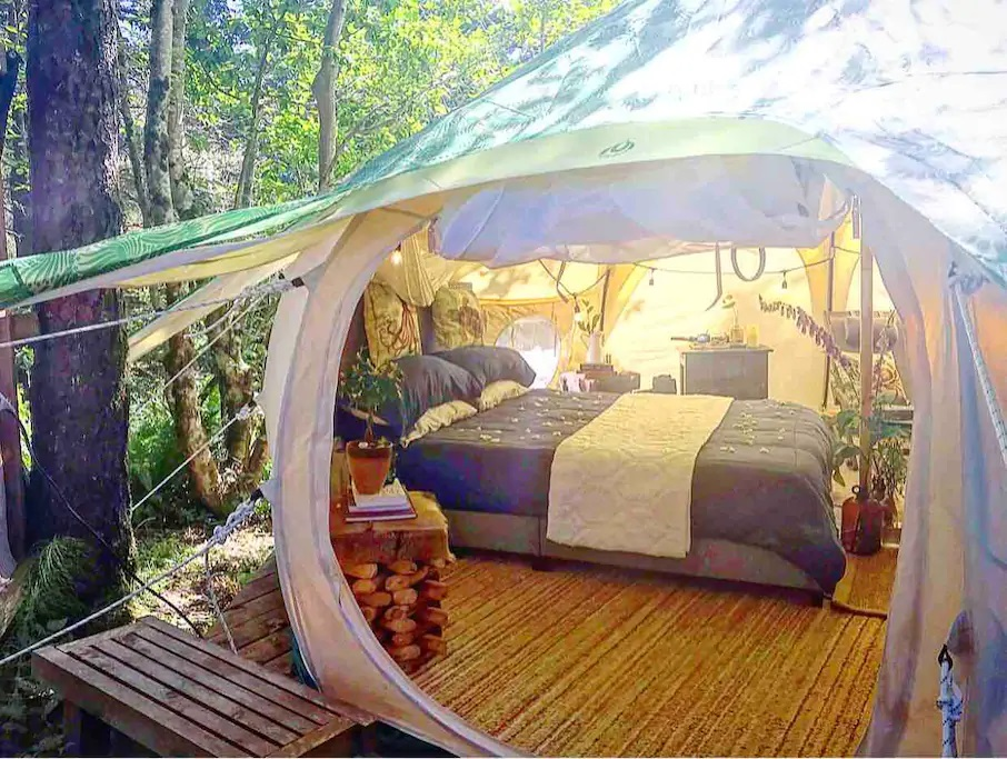 This Glamping Hideout On The Oregon Coast Is Unforgettable