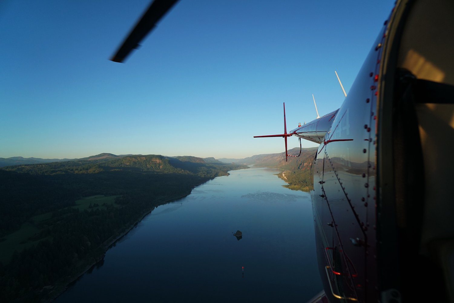 Breathtaking Helicopter Tours of Oregon Are Happening Now | That