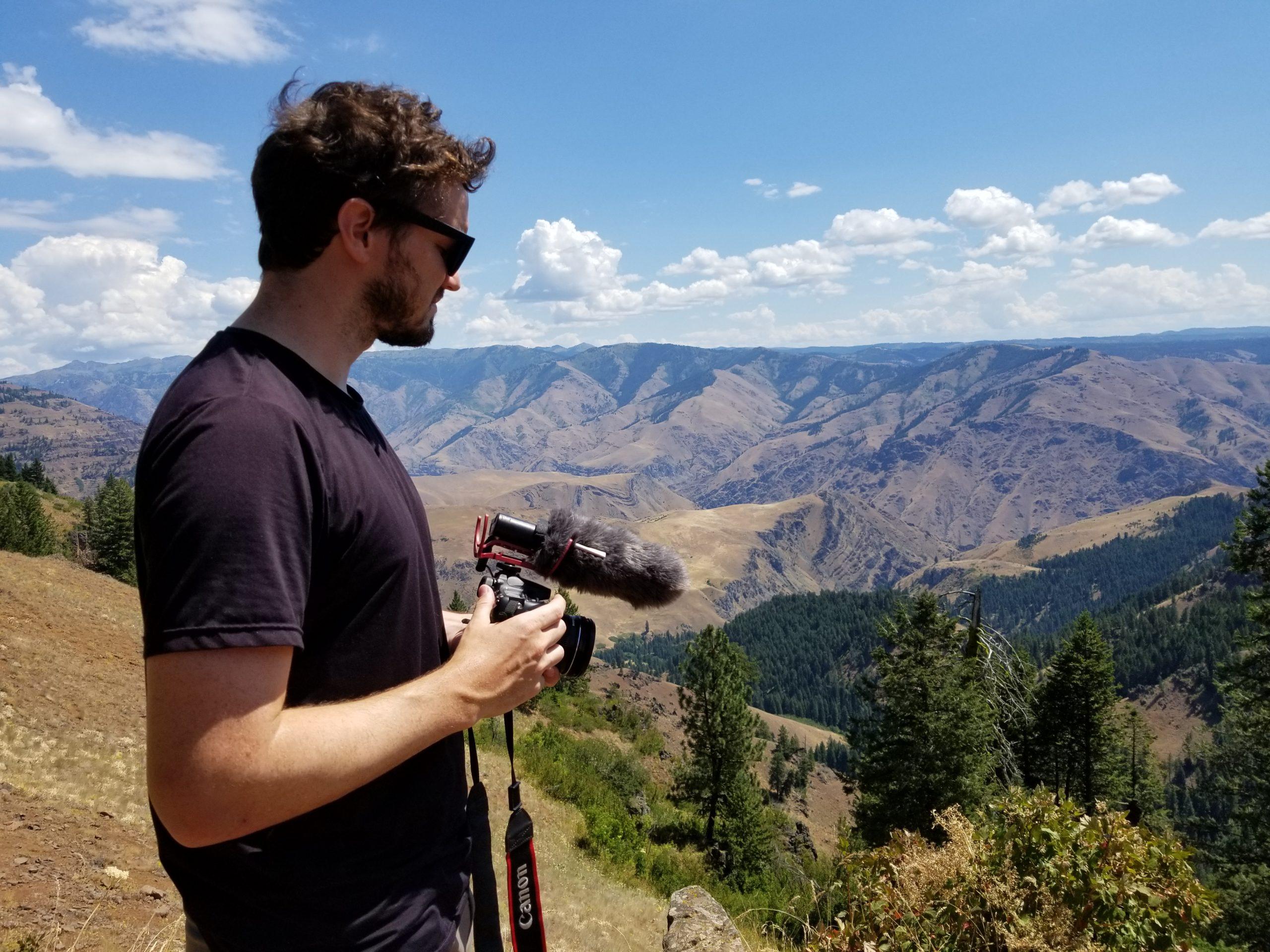 Matt Cook Oregon Videos On Hiking, Wilderness, Exploration