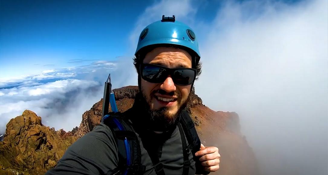 Matt Cook Summit North Sister Oregon Climb Hike