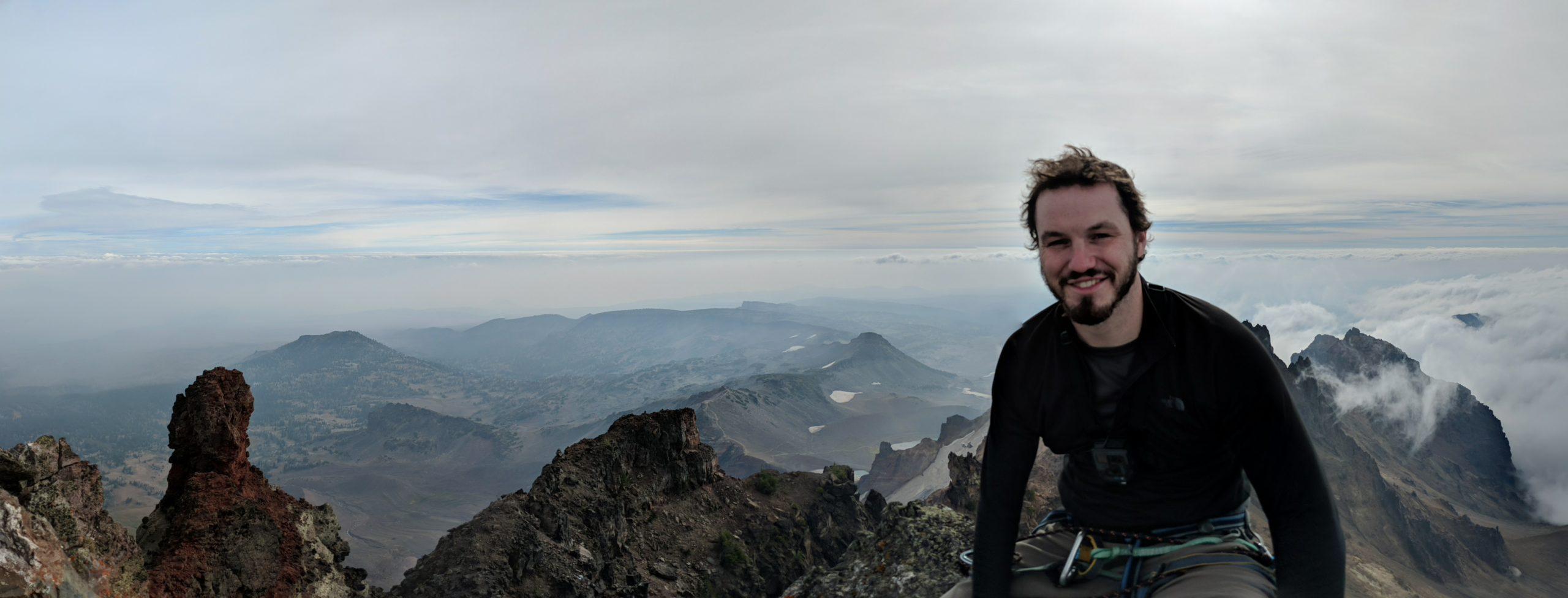 Mountain Climbing Oregon Matt Cook