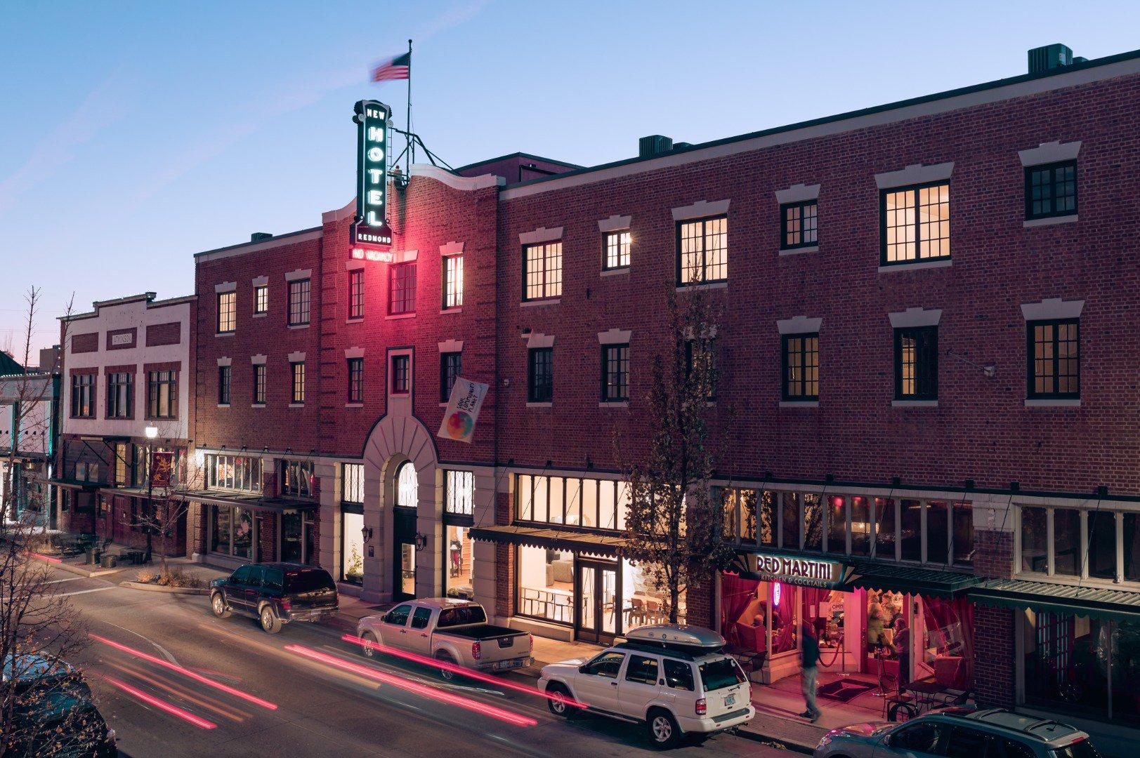 Best place to stay Redmond Oregon