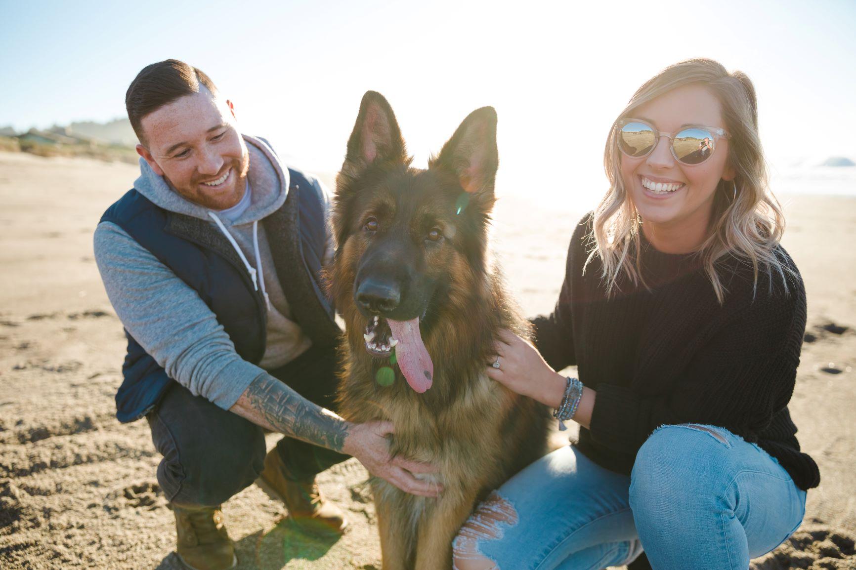 pet friendly rooms Oregon Coast Lincoln City Gleneden Beach
