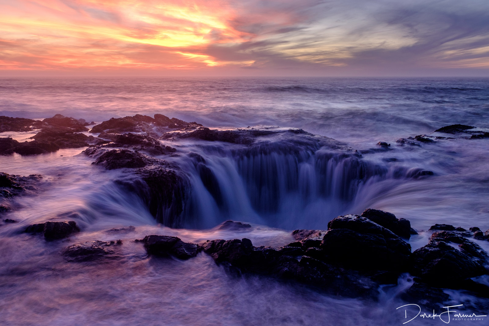 Thor's Well Oregon Coast Things To Do