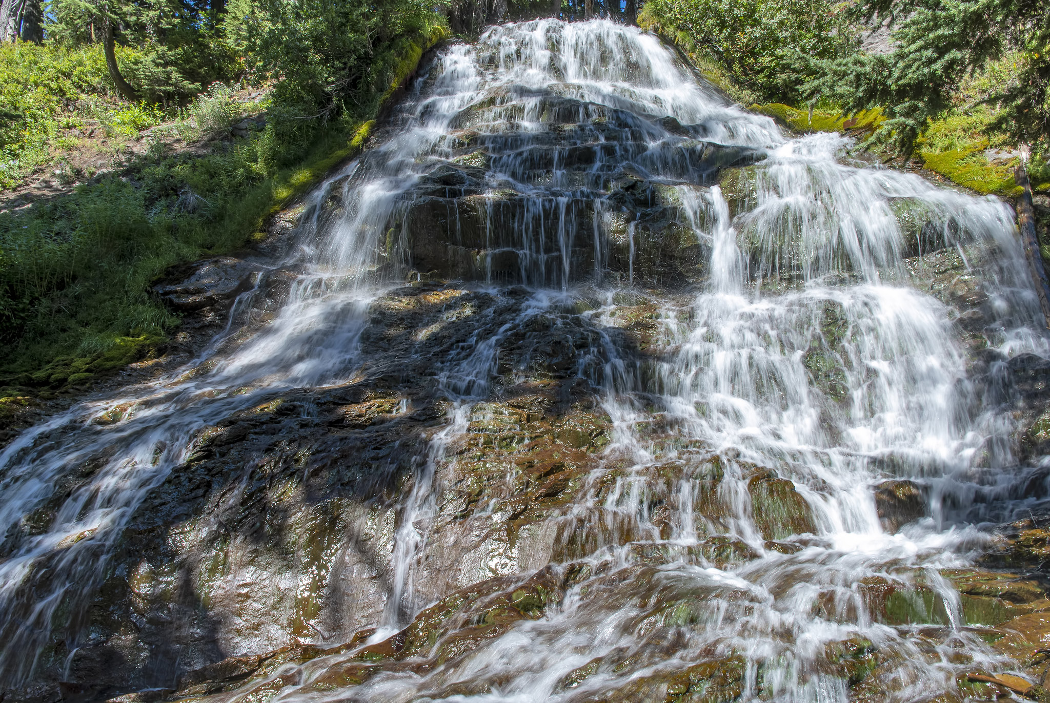 Lesser known waterfalls in Oregon