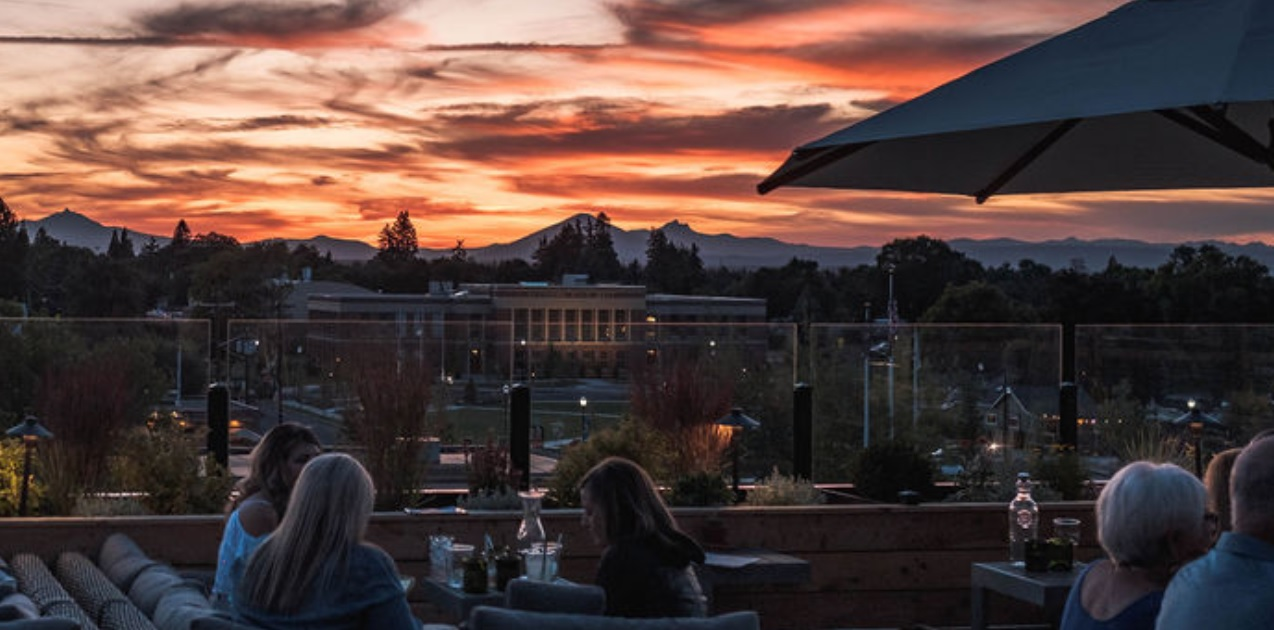 Where to stay Bend Oregon