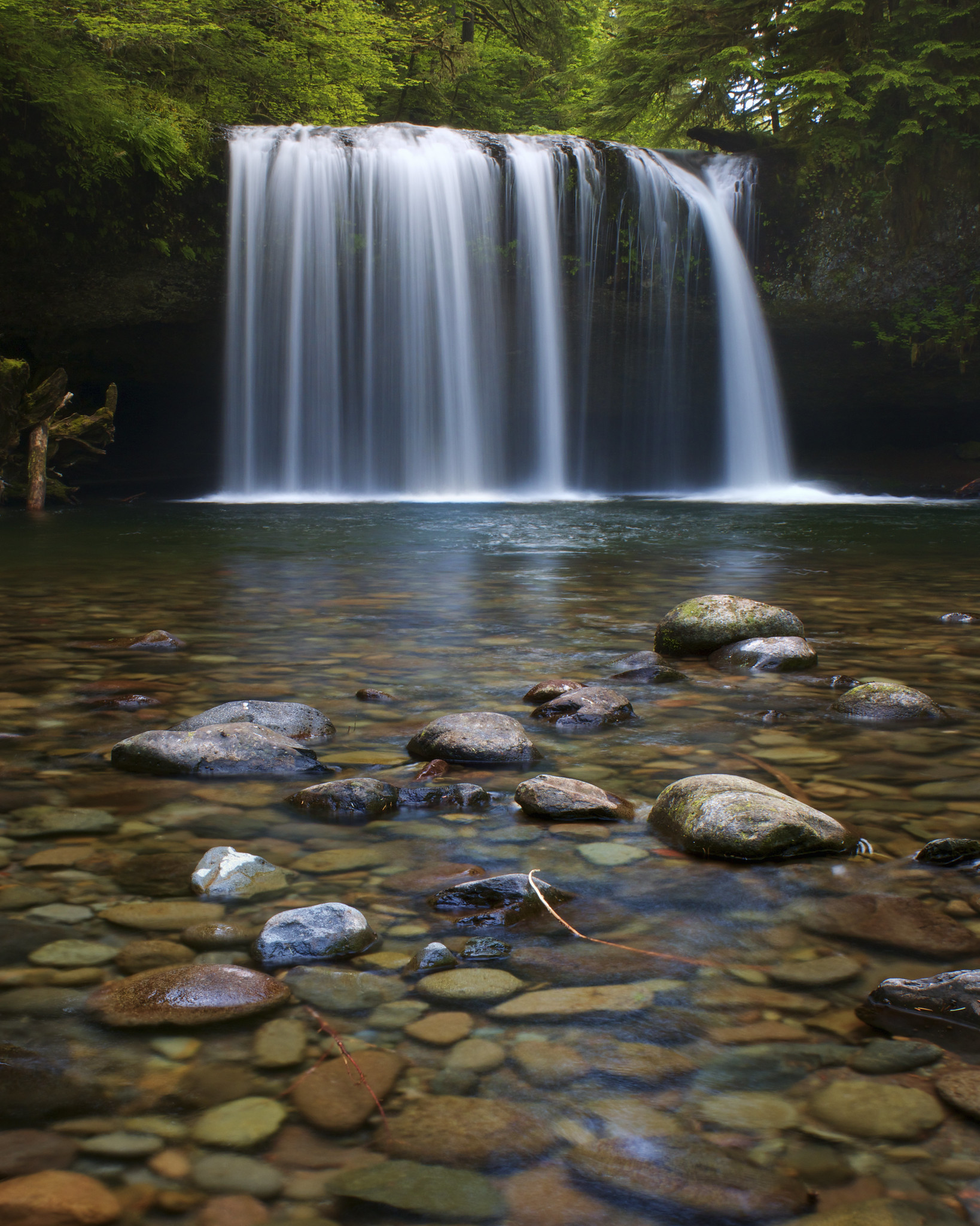 Where to see waterfalls in Oregon Butte Falls