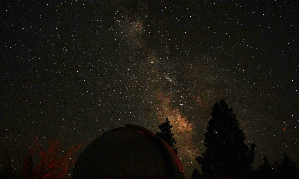 Pine Mountain Observatory Central Oregon Stargazing