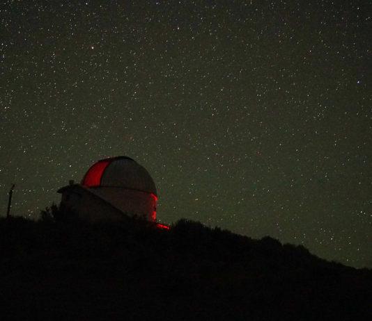 Pine Mountain Observatory near Bend Oregon