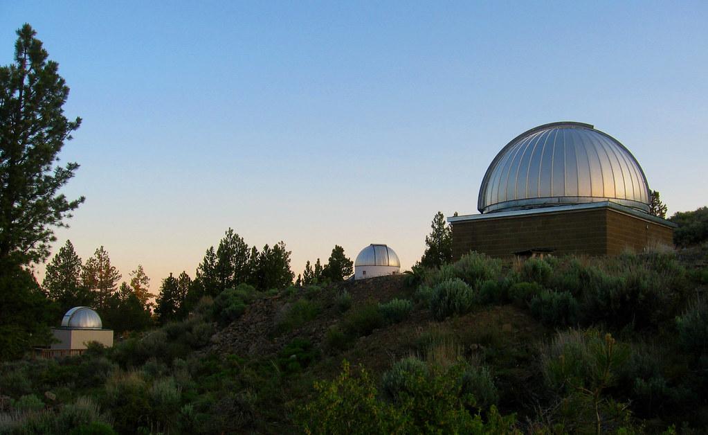 Pine Mntn Observatory Stargazing Oregon