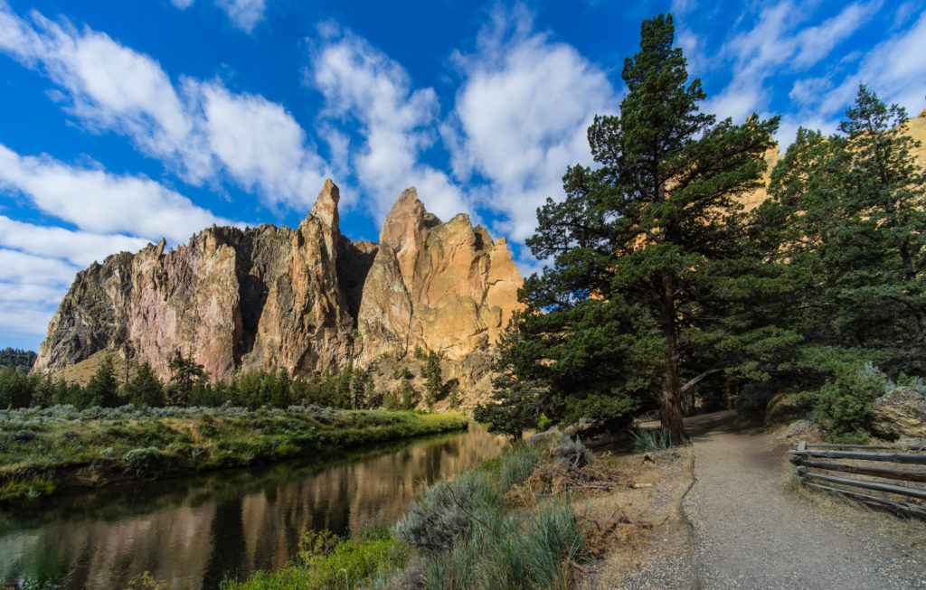 Where to stay Redmond Oregon Things To Do Smith Rock State Park