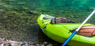 Kayak Lincoln City Oregon Coast where to paddle
