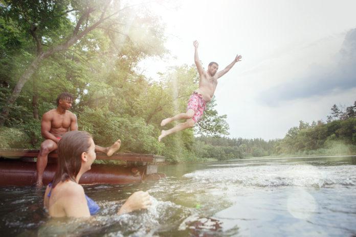 where to swim in Oregon 2020