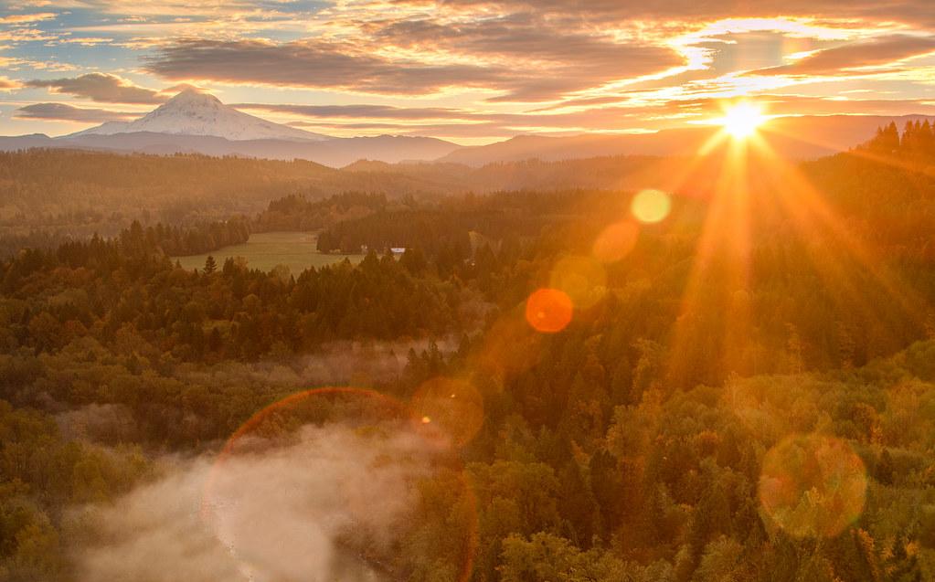 Oregon Mountain Photos