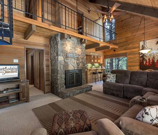 Cutest Cabin Rental Sunriver Oregon