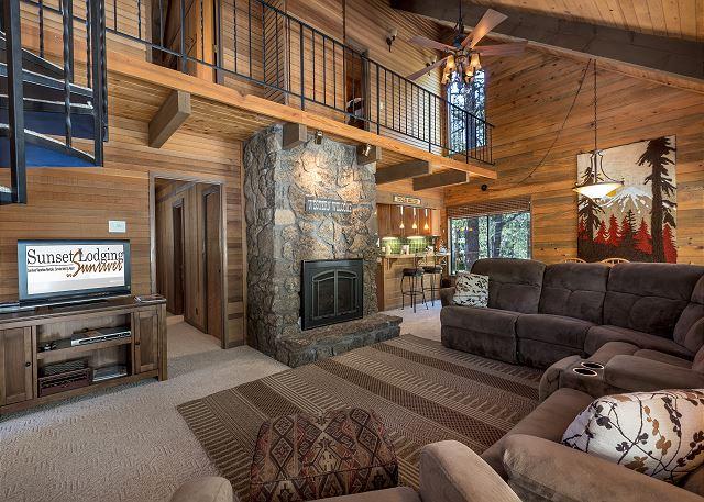 Cutest Cabin Rental Sunriver Oregon