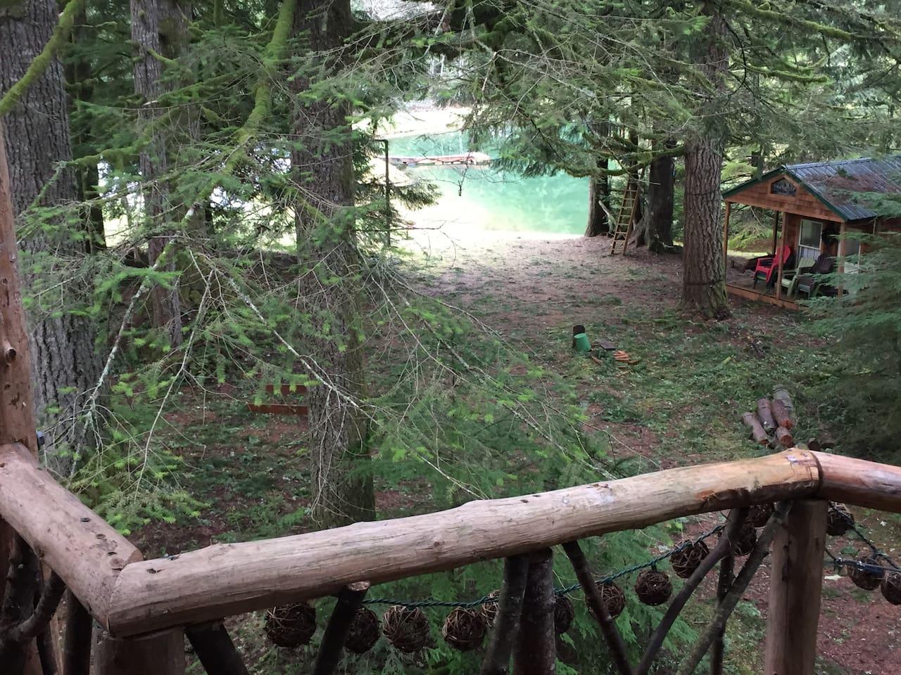 treehouse oregon