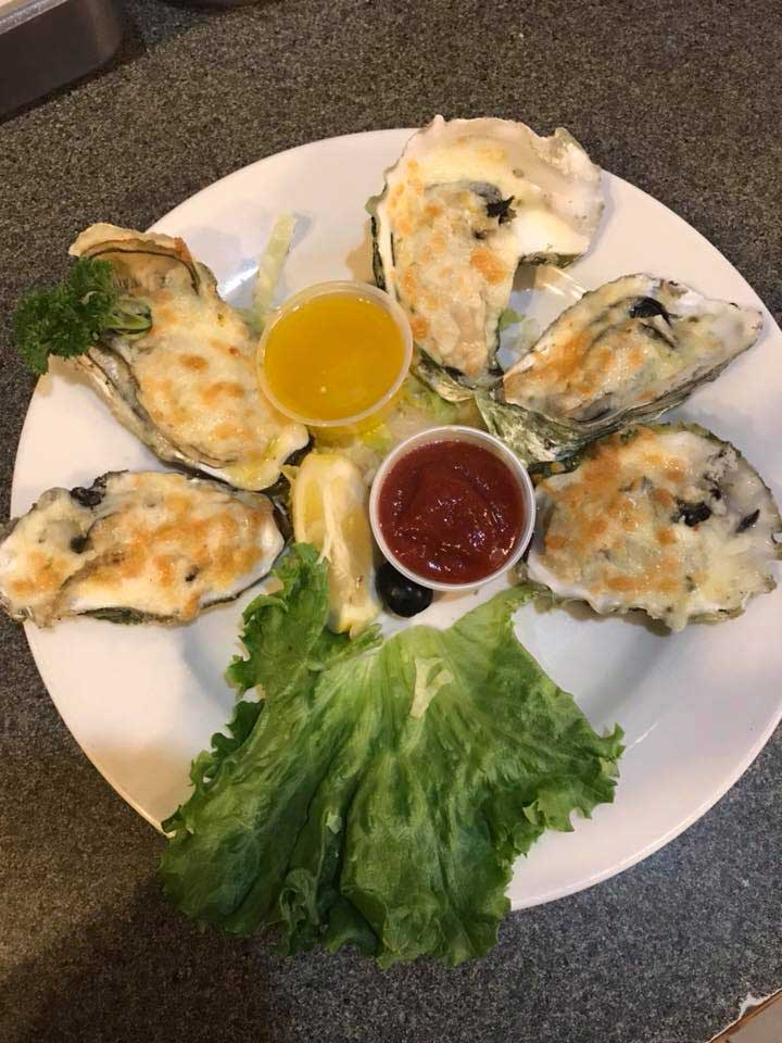 pepper jack oysters