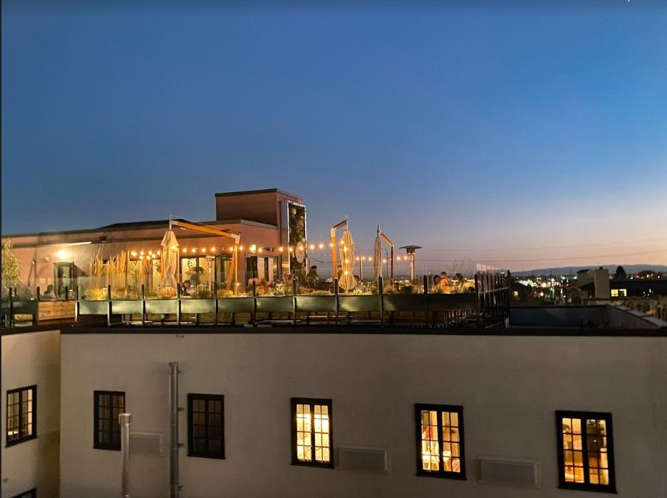 The SCP Redmond Rooftop