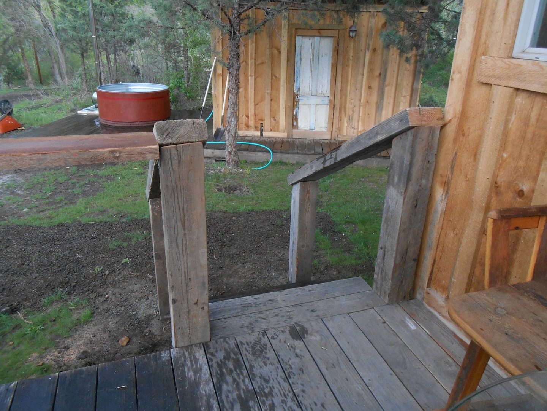 Stellar Cabin hot tub