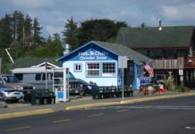 The Bandon Fish Market exterior