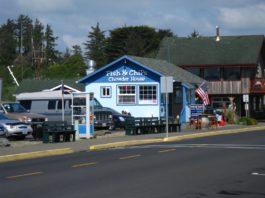 The Bandon Fish Market exterior