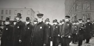 1981 influenza seattle police