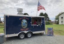 The Sea Baron Food Truck