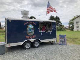 The Sea Baron Food Truck