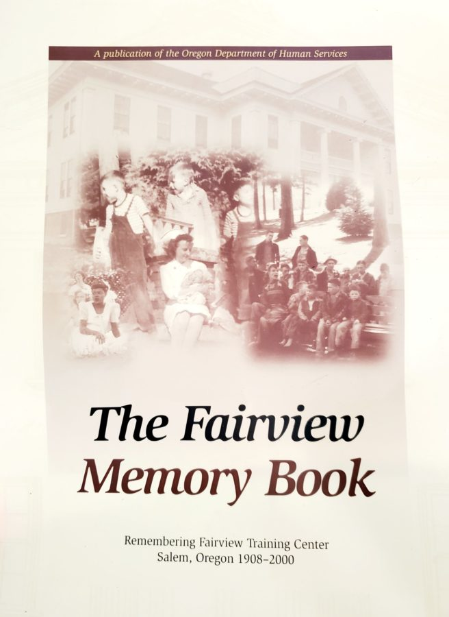 the fairview memory book salem oregon 2000