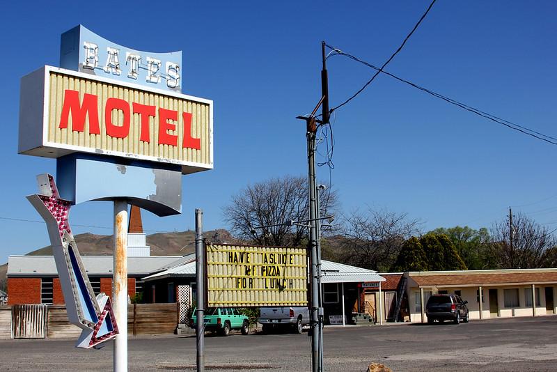bates motel vale oregon