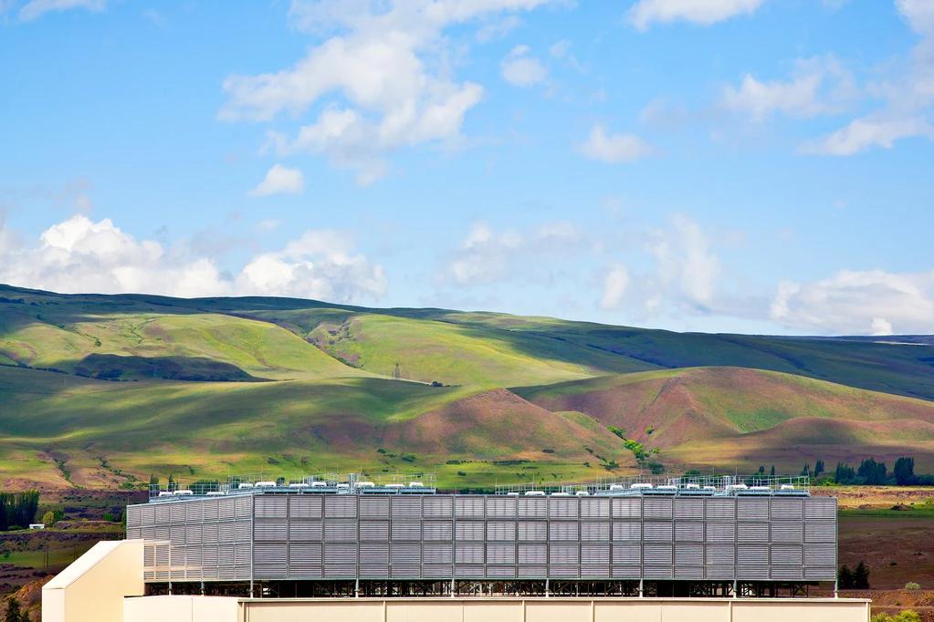 Google Data Center The Dalles Oregon