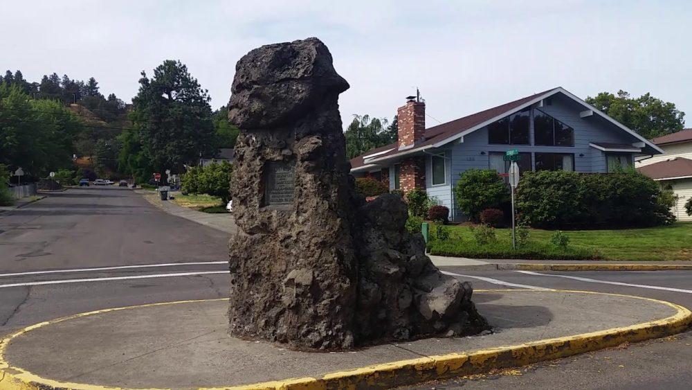pulpit rock the dalles oregon