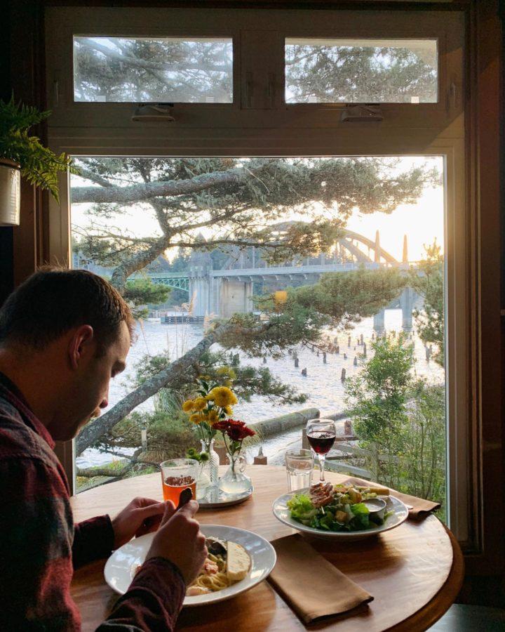 waterfront depot florence oregon restaurant Best Seafood Restaurants on the Oregon Coast