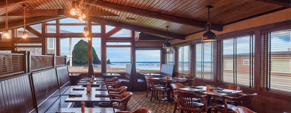 wayfarer restaurant cannon beach oregon Best Seafood Restaurants on the Oregon Coast