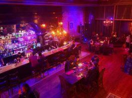 Raven's Manor themed bar portland oregon