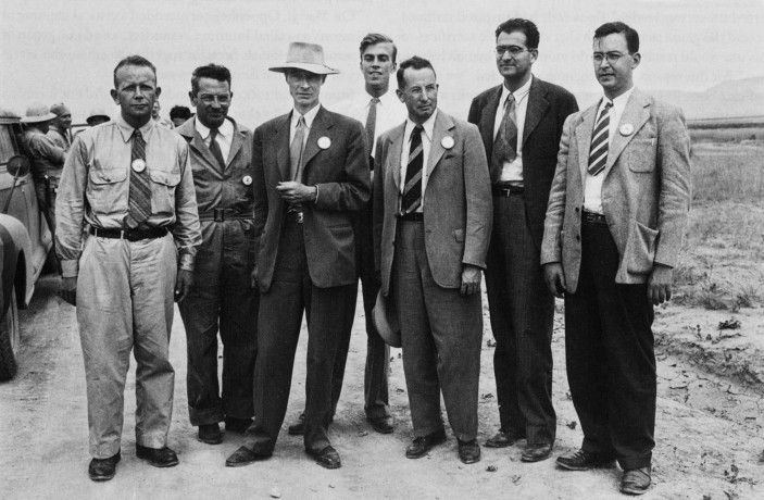 manhattan project phyicists hanford