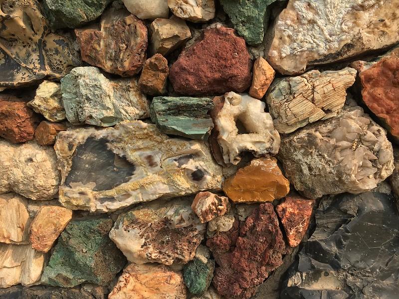 petersen rock garden wall oregon