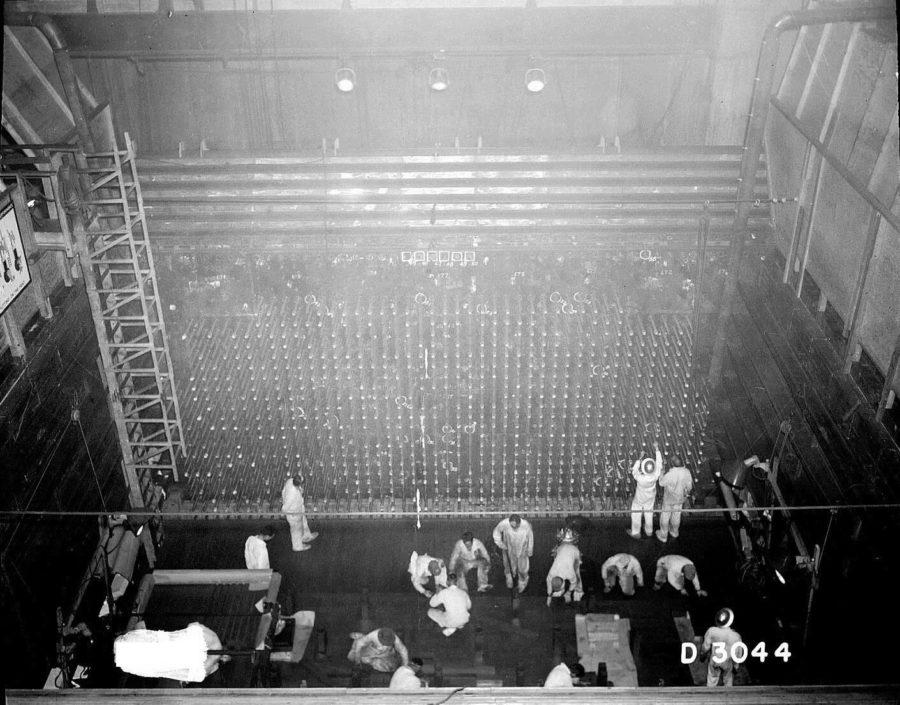 hanford washington B reactor
